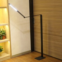 Wood Tripod Stand Copper Tiffany Floor Lamp Led Standing For Home And Hotel
