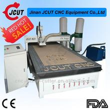 Hotsale Jinan door and furniture woodworking cnc wood engraving machine for kitchen cabinet JCUT-1631