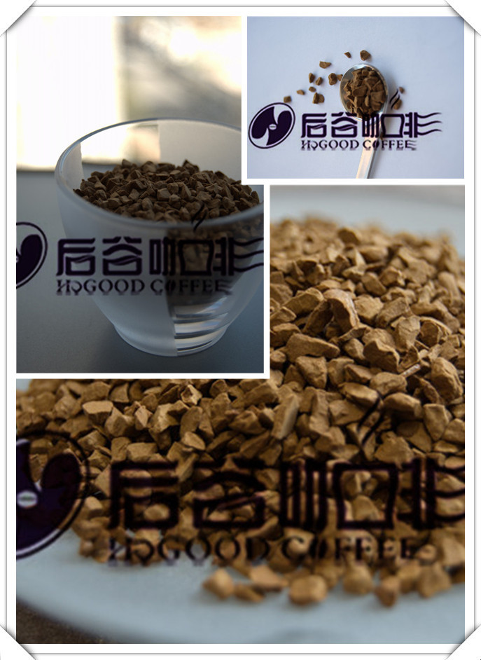 Freeze Dried Instant Coffee Powder From Manufacturer