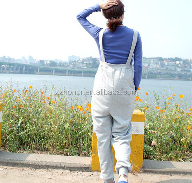 2016 new design pregnant women clothes, maternity clothes, hot sale support abdomen Siamese trousers, junpsuit,