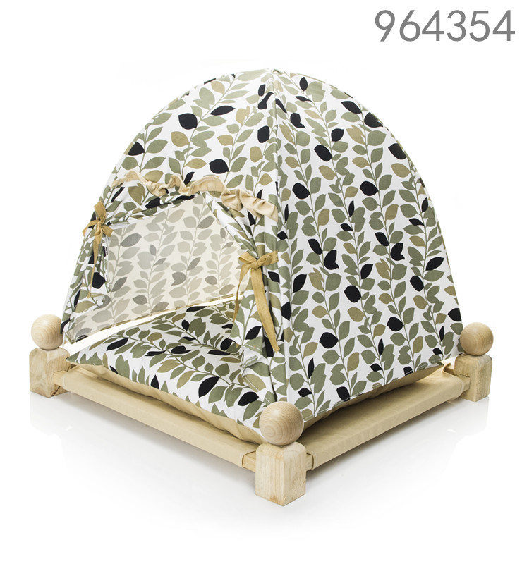 High quality E-co nature wooden Pet bed Dog bed cat bed