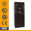 Fireproof gun safe box with Electronic lock + emergency lock EG592818-E/gun safe box/home safe/gun safe