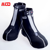 2017 Waterproof Cycling Shoes Cover Windproof Bicycle Overshoes Boot Cover