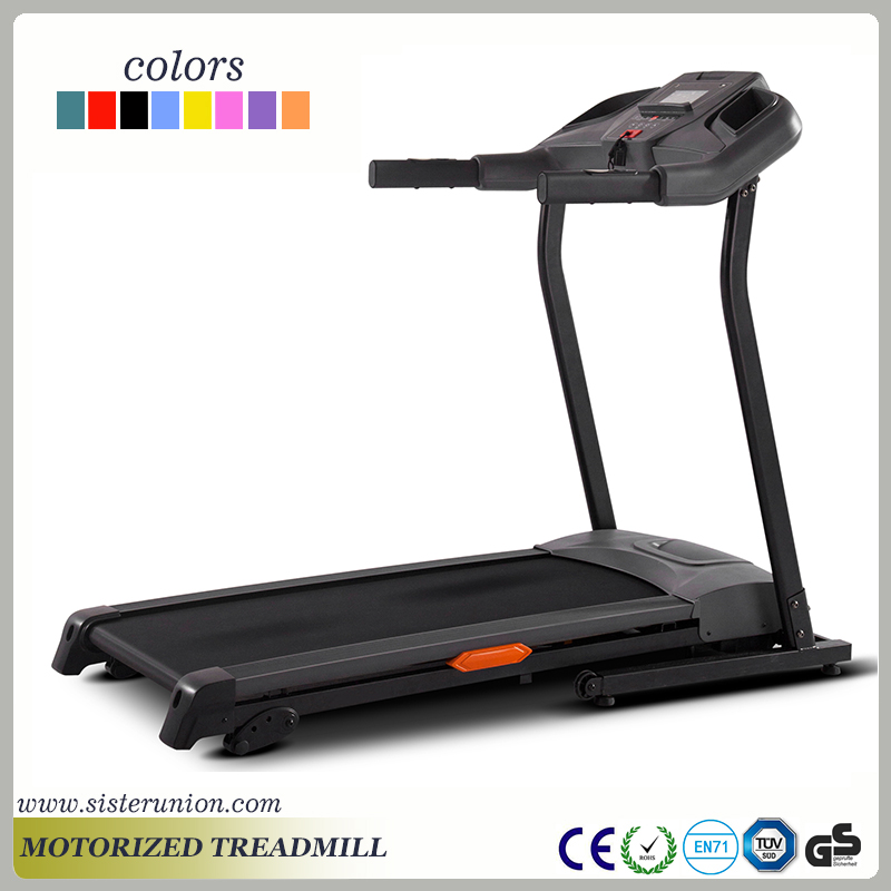 Professional commercial fitness easy installment treadmill