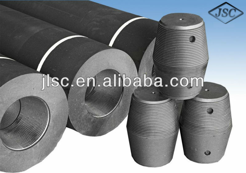 High Quality Small Diameter Male Female Graphite Electrode With High Quality-R