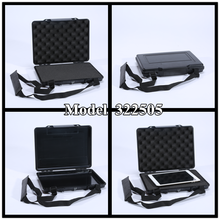 Impact ABS Plastic Material Electronic/Digitial product carrying case with straps