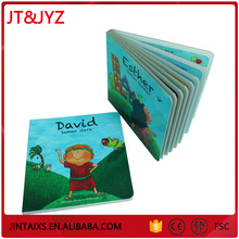 hardcover colorful children book printing children book with voice recorder printing