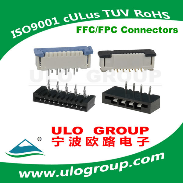 Latest Hot Selling 1.25mm Pitch Zif Fpc Ffc Connector Manufacturer & Supplier - ULO Group