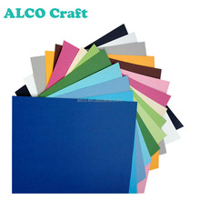 2017 Molly's 30.5x30.5cm 30 colored textured card stock craft paper