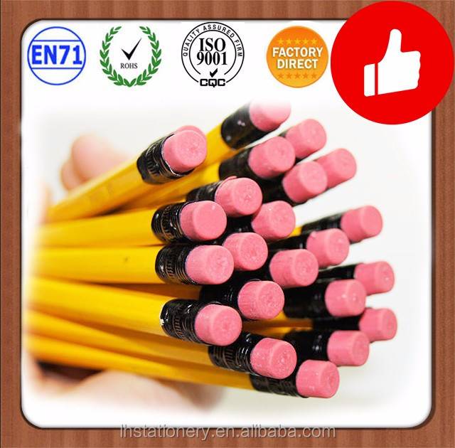 Original factory 2014 hotsale 7'' octagonal carpenter pencil with logo available