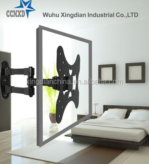 "lcd tv wall mount Full Motion, for 17""-32"" 15 degree wall mount"