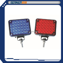 Police Motorcycles Signal Light Head Front Warning LED Light
