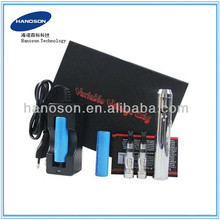 Latest promotional Alibaba China electronic cigarette starter kit v2 lava tube