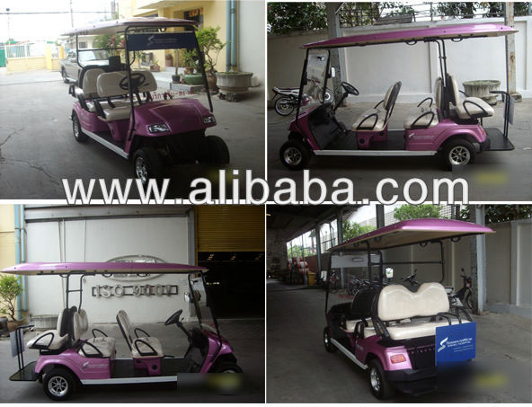 Golf Cart Model. Golf Pius D 4S+2