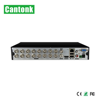 Cantonk 16ch 1080P XVR with Mobile App software