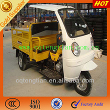 Semi Cabin Cargo Tricycle for Sale/ Cargo Tricycle with Cabin