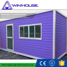 Economic container house living container house modular prefabricated container house