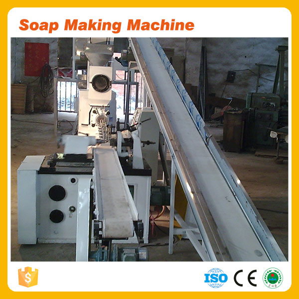 high quality soap processing line small scale laundry soap making machine finishing lanudry soap production line