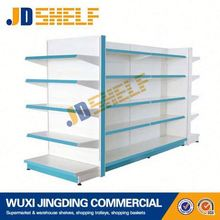 Classic model supermarket shelving light duty store shelves