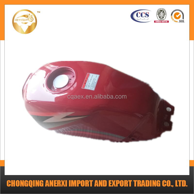 GS125 Motorcycle Fuel Tank For Sale