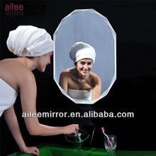 2013 lovely anti glare glass auxiliary mirror 4mm thickness aluminum mirror