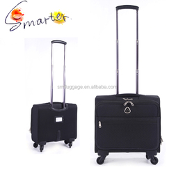 Carry On Cabin Size Nylon Business Trolley Luggage