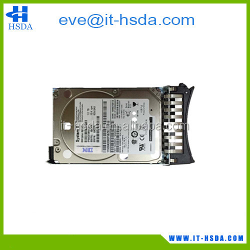 00AJ112 146 GB 15K 6 Gbps SAS 2.5 HDD FOR IBM x3850 x3950 X6
