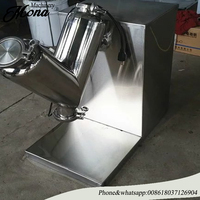 Stainless Steel V Type Pharmaceutical Powder
