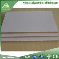 melamine faced mdf board to make wooden furniture