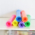 6 Bright Colors Chisel Tip Washable Scented Markers