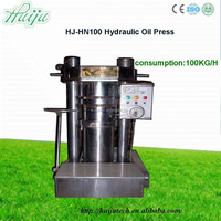 cheap cold pressed avocado oil machine, palm kernel cooking oil processing machine, popular cold press oil extraction maHJ-HN100
