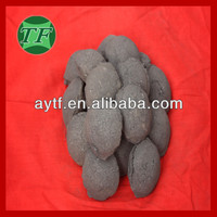 best quality FeSi briquette for steel making,substitute of FeSi