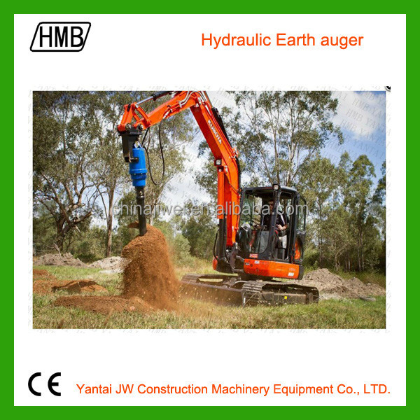 High quality ground hole drilling machines, auger torque for tractor