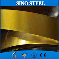 JIS G3303 SPTE MR grade tin painted coil/tinplate steel coil