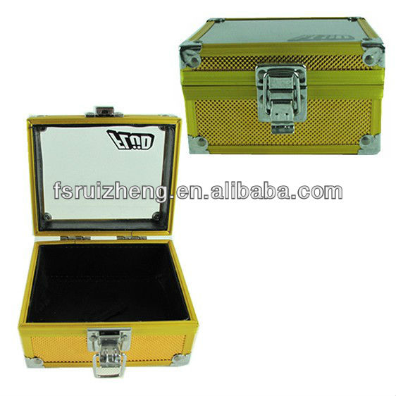 ABS Gold watch box acrylic box support by direct manufactory RZ-LWA003
