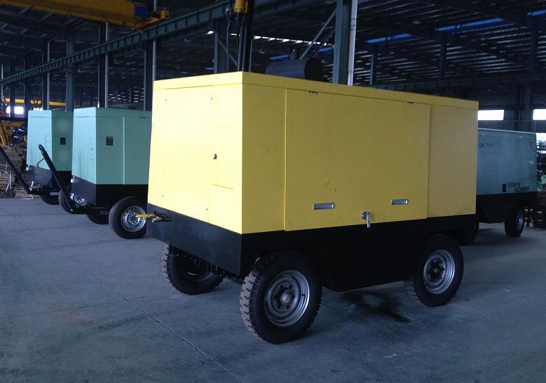 JSDY132 180hp Made in China Air compressor for mining