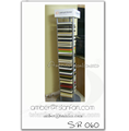 Tower Shape Quartz Stone Tile Display Racks
