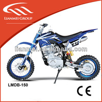 best selling 150cc motorcycle off road dirt bike with CE