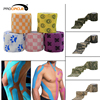 New Arrival Camouflage Woven Stretch Sport Kinesiology Tape