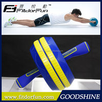 Get USD500 Coupon 2015 As seen on TV Products Commercial Gym Equipment Six Pack Trainer Skimmy Fitness Double Exercise Wheel