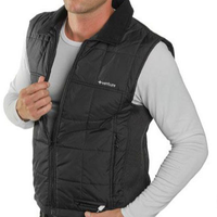 Heat Elite Motorcycle Heated Vest
