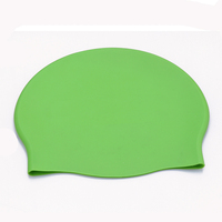 food grade silicone original swim cap