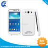 Extended battery case for Samsung Galaxy Note 2