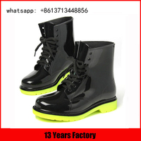 alibaba gold supplier and china nice manufacturer fashion silicone rain boots