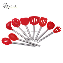 Home&Garden 2018 Innovative Product Silicone Household Kitchen Utensil Set Chinese Supplier Hot Sale Alli baba Com