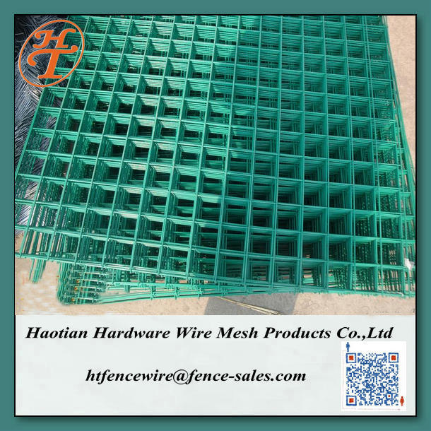 PVC Coated / Galvanized Welded Wire Mesh Panel / Roll ( Factory Direct)