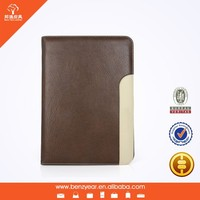 PU leather 10 inch tablet pc case for ipad air 2