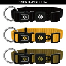 Chew Proof Strong 100% Nylon Buckle Collar for Dog