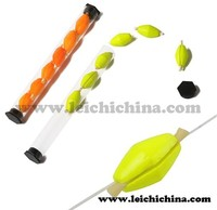 Wholesale high quality yellow and orange fly fishing strike indicator