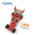 2018 Creative Design Flytec 2017A-28 DIY Building Bricks Rc Car Toy Kit Remote Control DIY Blocks car For Kids